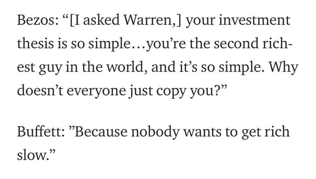 warren buffett, sales hacks, how to hack sales