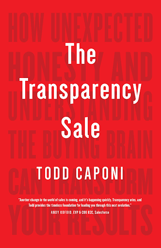 transparency sale todd caponi enterprise sales