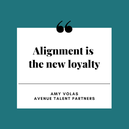 Alignment is the new loyalty